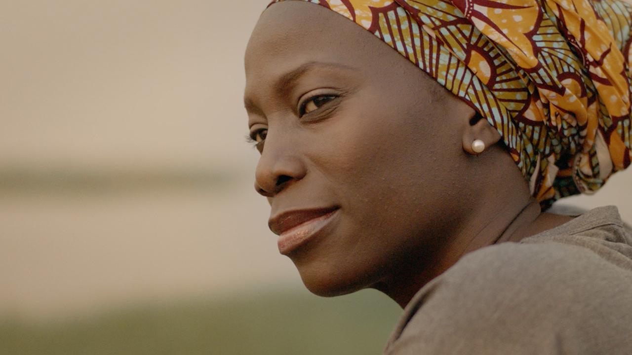 Vlisco Portrait Patricia Nzolantima
