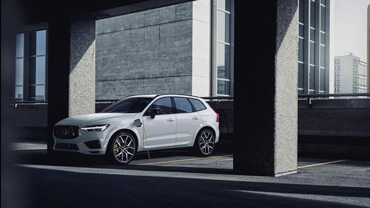 Volvo photography in Rotterdam