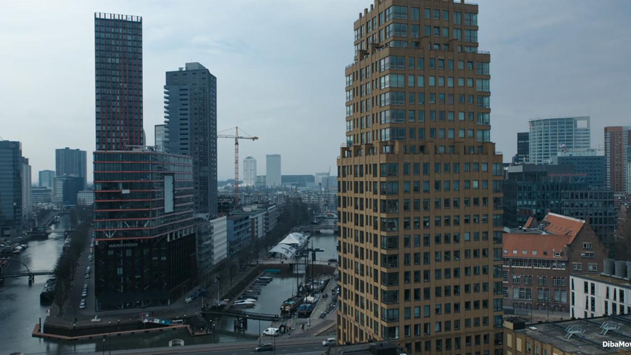 City view Rotterdam