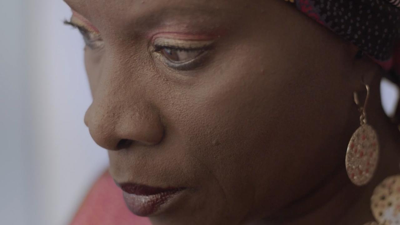 Vlisco Portrait Angelique Kidjo