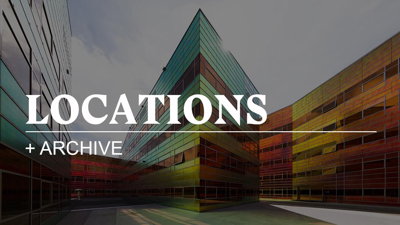 LOCATIONS + DATABASE